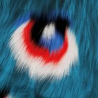 Snurk - kids jurk - peacock