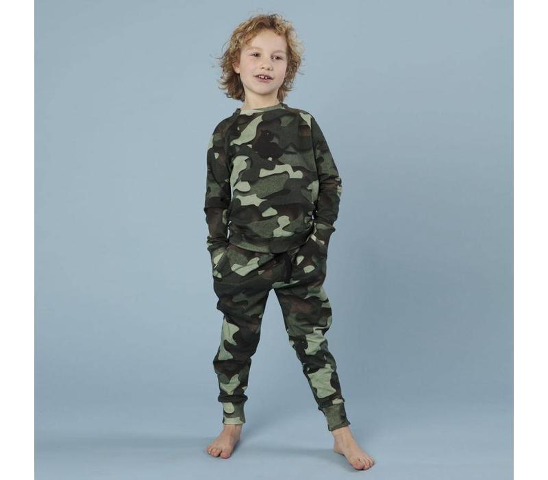 Snurk - kids sweater - paper jungle