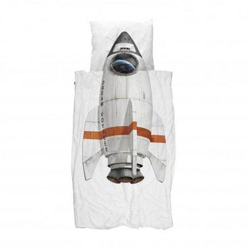 Snurk - dekbedovertrek - raket