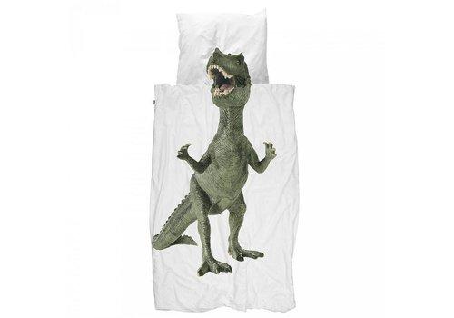 Snurk Snurk - dekbedovertrek - dinosaurus
