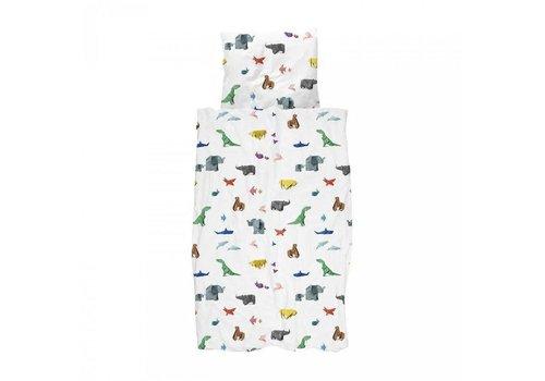 Snurk Snurk - dekbedovertrek - paper zoo