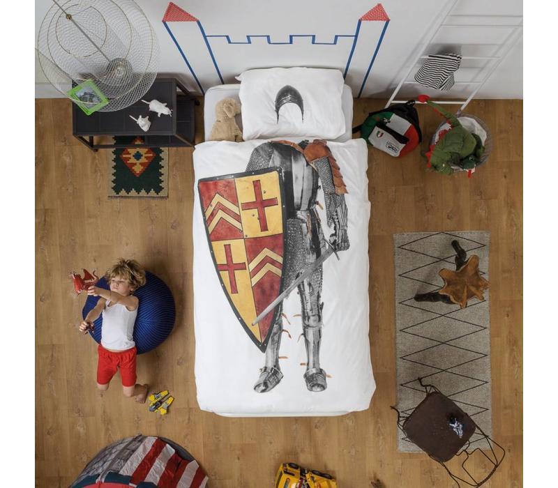Snurk - dekbedovertrek - ridder