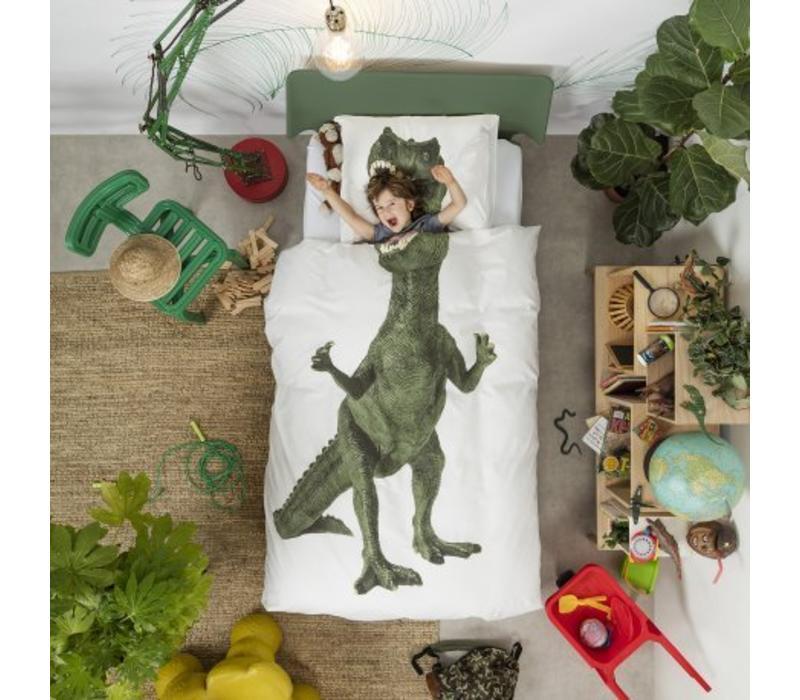 Snurk - dekbedovertrek - dinosaurus