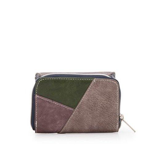 Noi noi - portemonnee - elisabeth – d.grey/purple