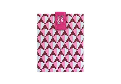 Roll eat Roll eat - boc'n'roll - tiles roze