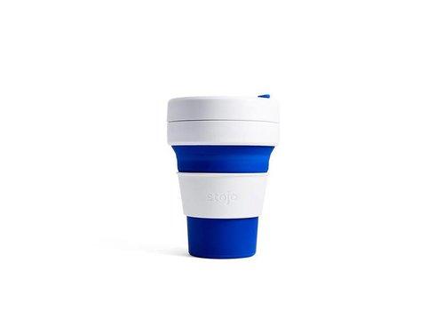 Stojo Stojo - pocket cup - blauw