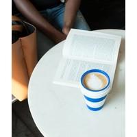 Stojo - pocket cup - blauw