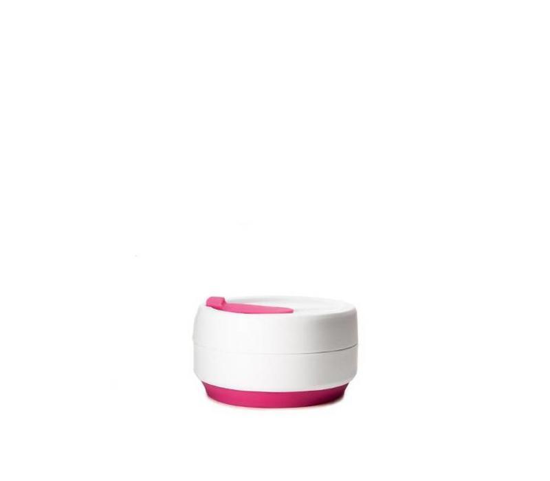Stojo - pocket cup - roze