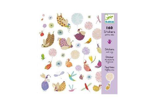 Djeco Djeco - stickers - kleine vleugels