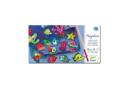 Djeco Djeco - magnetisch vissen vangen