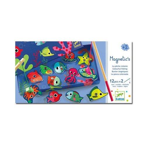Djeco - magnetisch vissen vangen