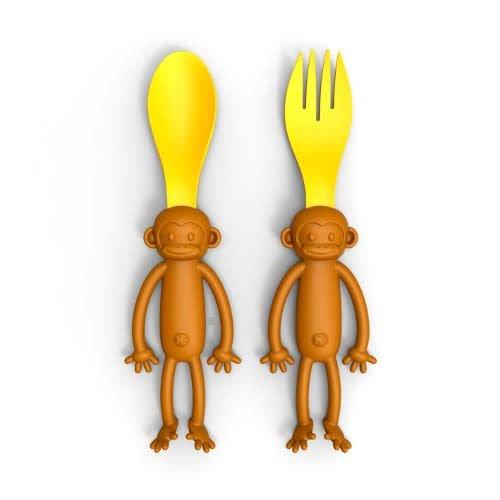Invotis - spoon & fork monkey