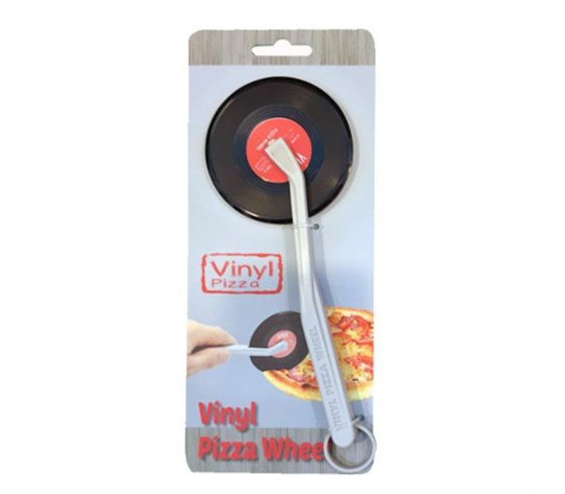 Invotis - pizza cutter vinyl - red