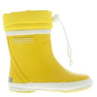 Bergstein - winterlaars – geel