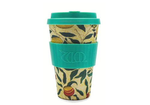 Ecoffee cup Ecoffee cup - 400 ml - william morris: pomme
