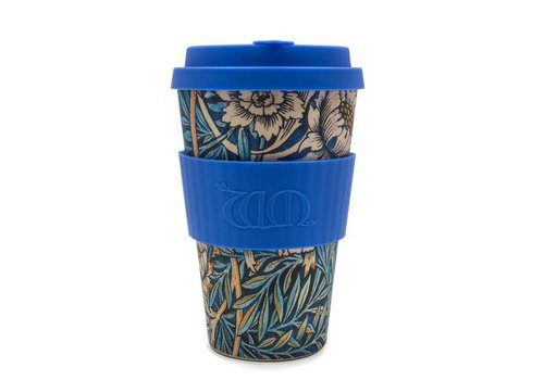 Ecoffee cup Ecoffee cup - 400 ml - william morris: lily