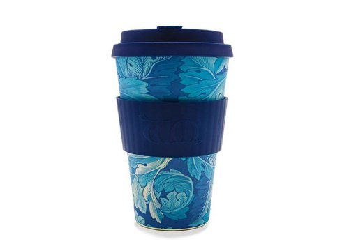Ecoffee cup Ecoffee cup - 400 ml - william morris: acanthus