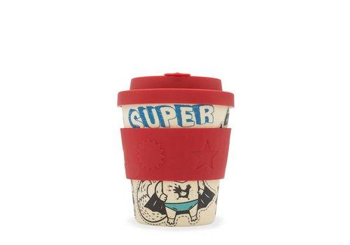 Ecoffee cup Ecoffee cup - 250 ml - superhero fuel