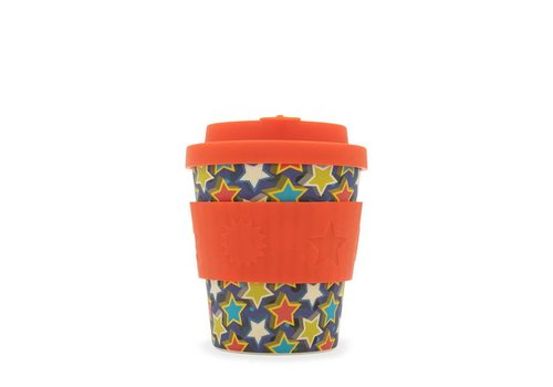 Ecoffee cup Ecoffee cup - 250 ml - little star