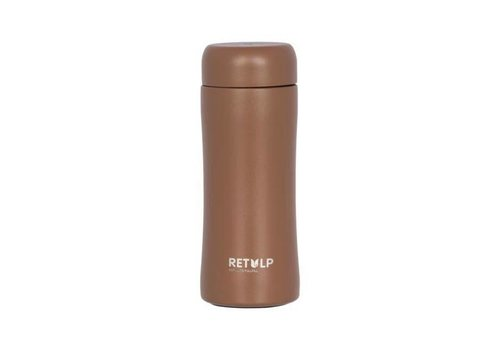 Retulp Retulp - thermosbeker - bruin (300ml)