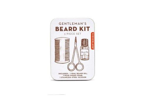 Kikkerland Kikkerland - gentleman's beard tin