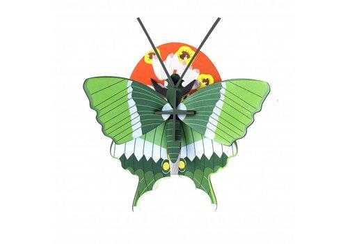 Studio Roof Studio Roof - muurdecoratie - page vlinder