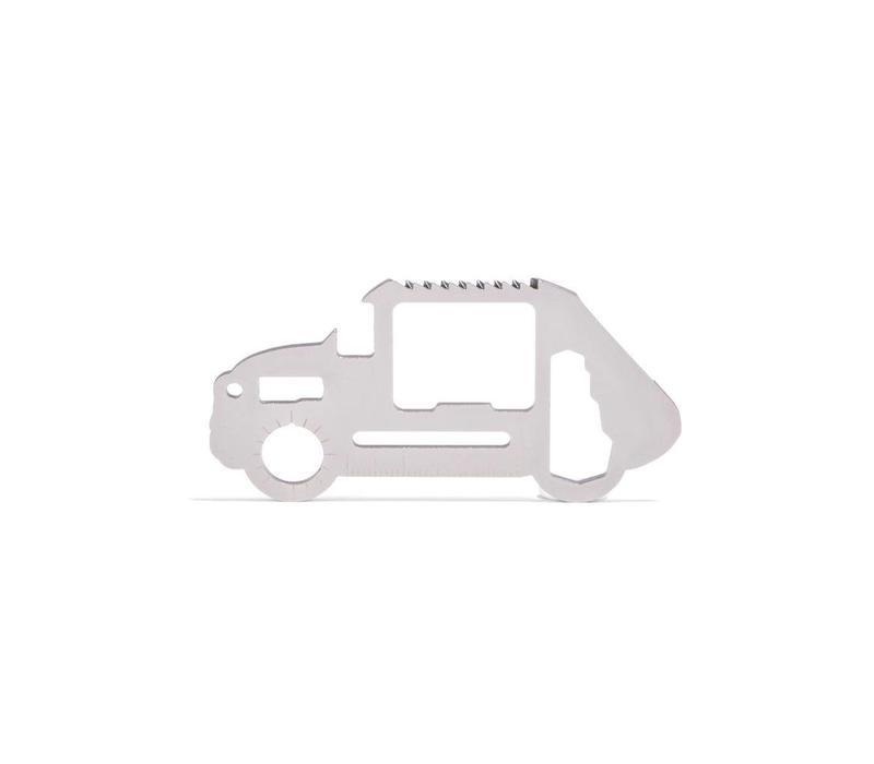 Kikkerland - survival tool - auto