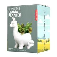 Kikkerland - plantenpot - lloyd de lama