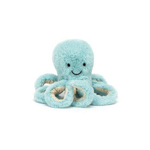 Jellycat - knuffel bobbie octopus