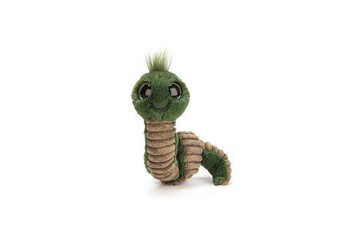 Jellycat Jellycat - knuffel - wiggly worm green