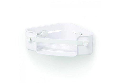 Umbra Umbra - hoekbakje  (flex gel lock) - white