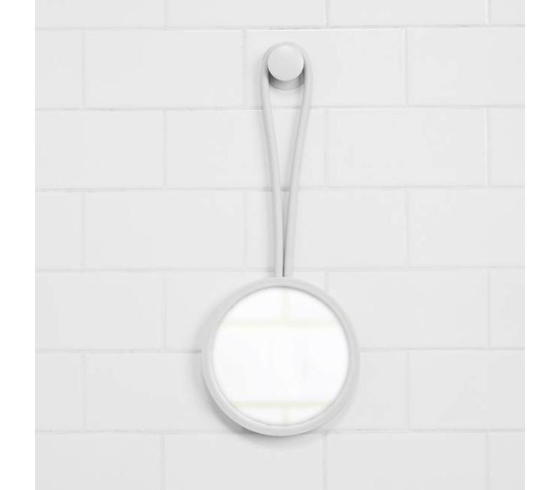 Umbra - spiegel flex - white