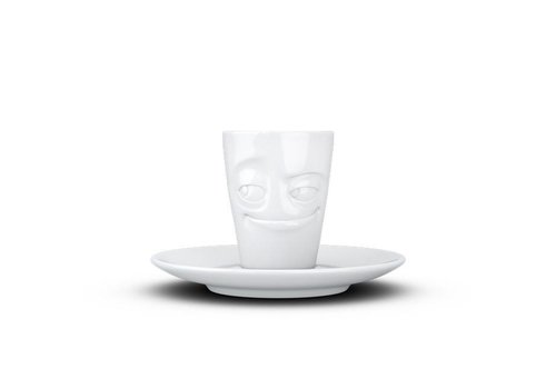 Tassen Tassen - espresso mok - ondeugend