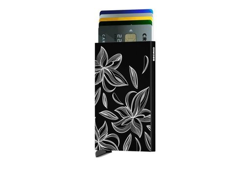 Secrid Secrid - cardprotector laser - magnolia black