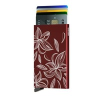 Secrid - cardprotector laser - magnolia bordeaux