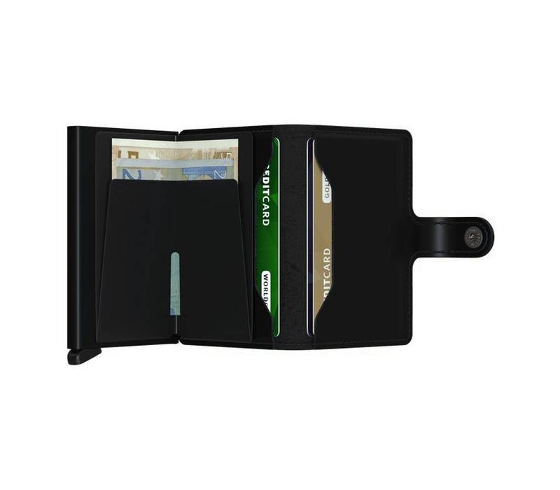 Secrid - miniwallet matte - black