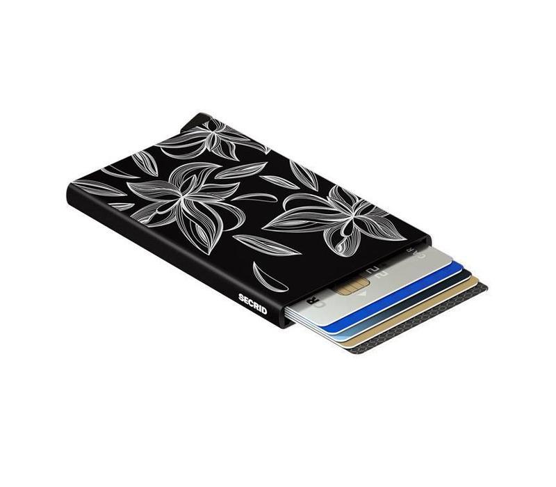 Secrid - cardprotector laser - magnolia black