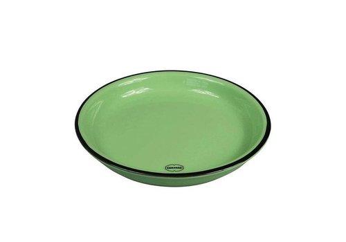Cabanaz Cabanaz - gebaksbord - vintage groen