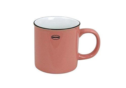 Cabanaz Cabanaz - koffiekop - roze