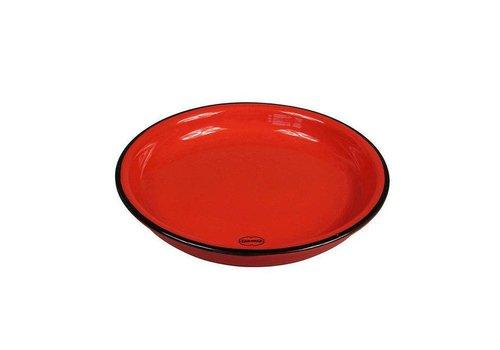 Cabanaz Cabanaz - gebaksbord - rood