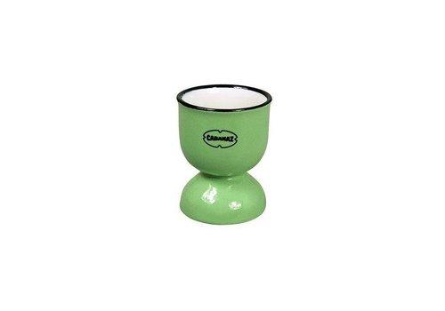 Cabanaz Cabanaz - eierdopje - vintage groen