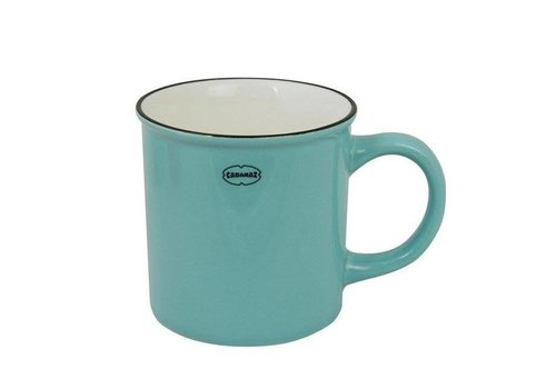 Cabanaz Cabanaz - koffiekop - blauw