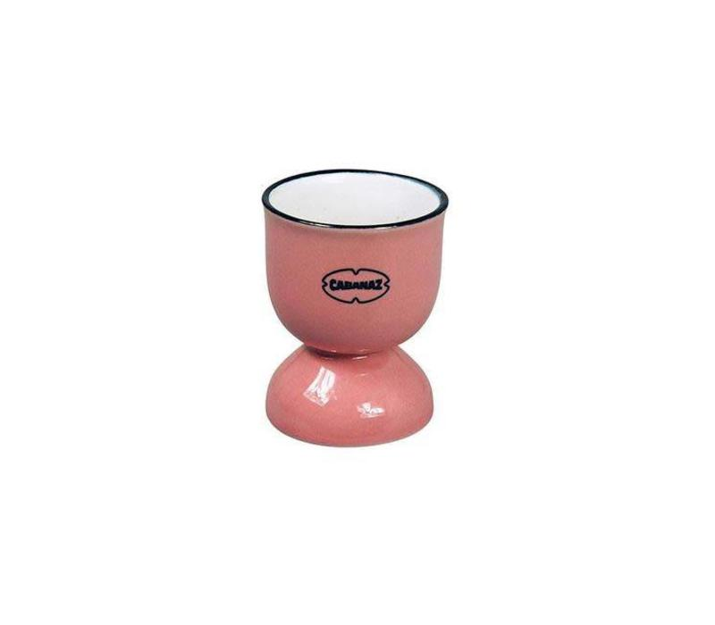 Cabanaz - eierdopje - roze