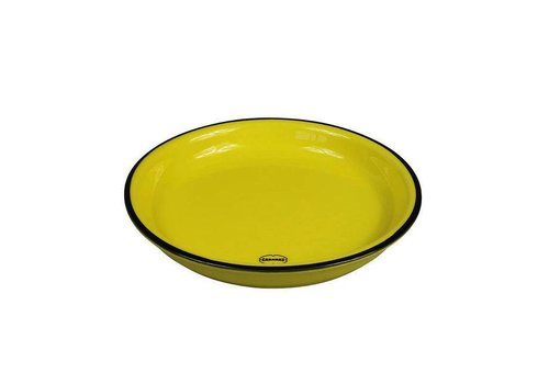 Cabanaz Cabanaz - gebaksbord - geel