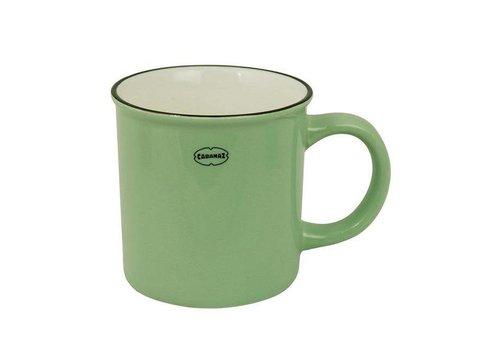 Cabanaz Cabanaz - koffiekop - groen