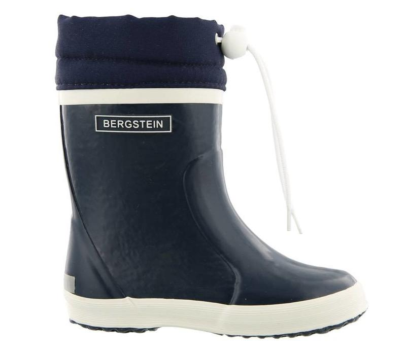 Bergstein - winterlaars – donker blauw