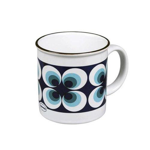 Cabanaz - koffiekop - ramona blauw