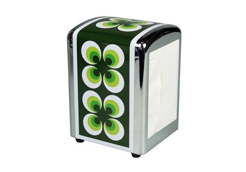 Cabanaz Cabanaz - tissue dispenser - ramona groen