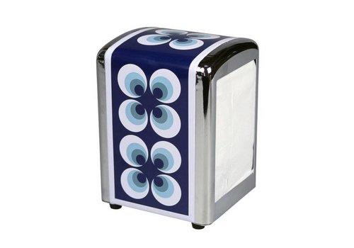 Cabanaz Cabanaz - tissue dispenser - ramona blauw