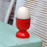 Cabanaz - eierdopje - rood